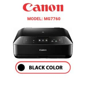 MG7760 - Canon Printer