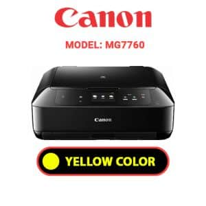 MG7760 4 - Canon Printer