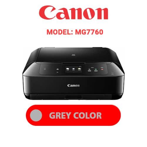 MG7760 5 - CANON MG7760 - YELLOW INK