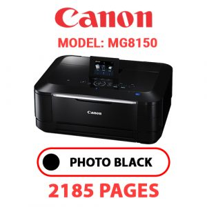 MG8150 1 - Canon Printer
