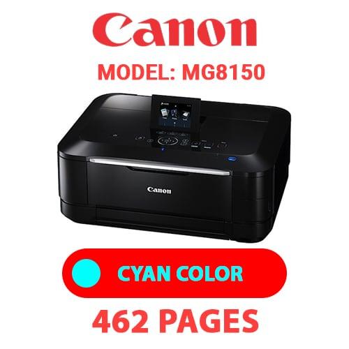 MG8150 2 - CANON MG8150 PRINTER - CYAN INK