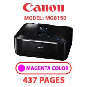 MG8150 3 - Canon Printer