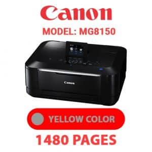 MG8150 5 - Canon Printer