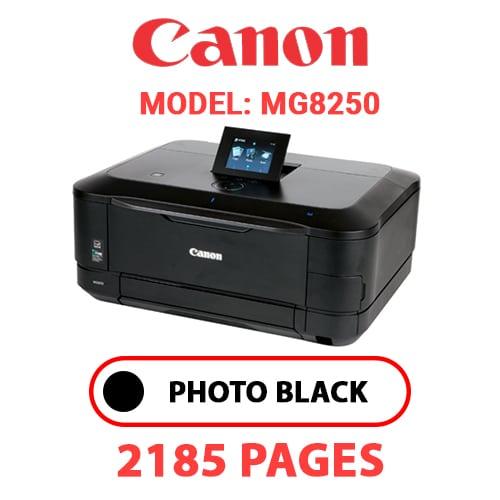MG8250 1 - CANON MG8250 PRINTER - PHOTO BLACK INK