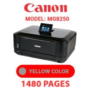 MG8250 5 - Canon Printer