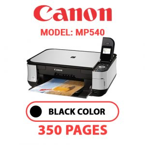MP540 - Canon Printer