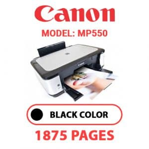 MP550 1 - Canon Printer