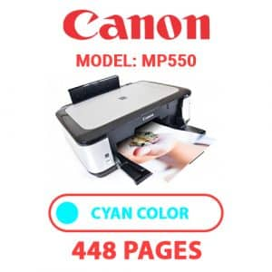 MP550 2 - Canon Printer