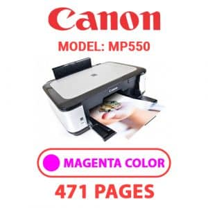 MP550 3 - Canon Printer