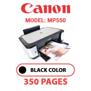 MP550 - Canon Printer