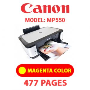 MP550 4 - Canon Printer