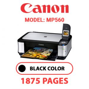 MP560 1 - Canon Printer