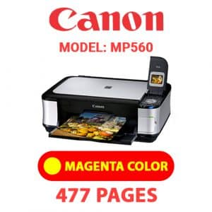 MP560 4 - Canon Printer