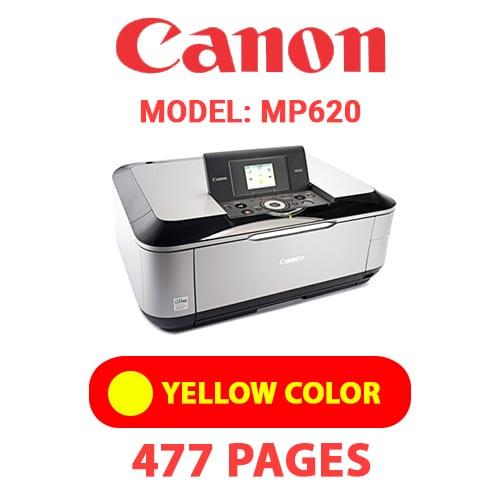 MP620 6 - CANON MP620 PRINTER - YELLOW INK