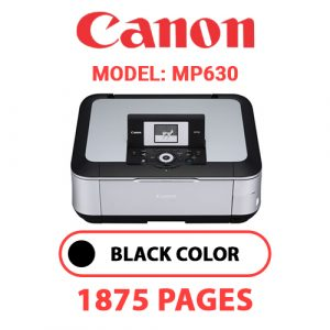 MP630 1 - Canon Printer
