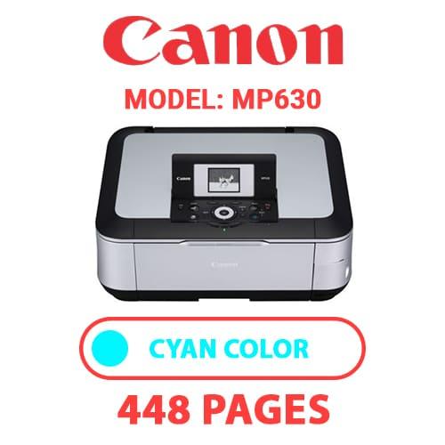 MP630 2 - CANON MP630 PRINTER - CYAN INK