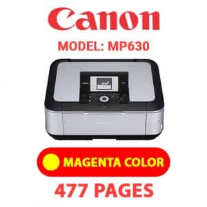 MP630 4 - Canon Printer