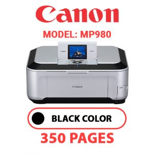 MP980 - Canon Printer