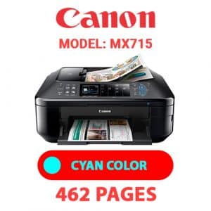 MX715 2 - Canon Printer