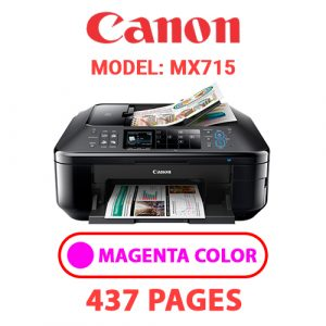 MX715 3 - Canon Printer