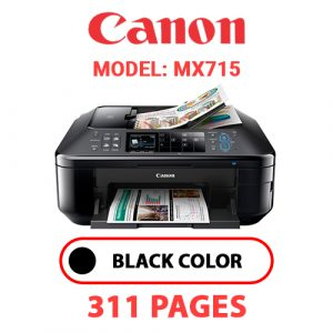 MX715 - Canon Printer