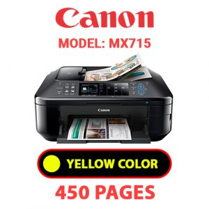 MX715 4 - Canon Printer
