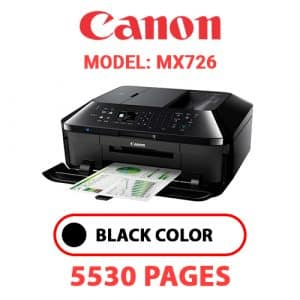 MX726 1 - Canon Printer
