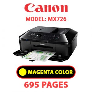 MX726 4 - Canon Printer