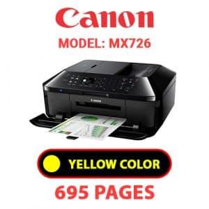 MX726 5 - Canon Printer