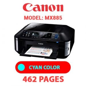 MX885 2 - Canon Printer