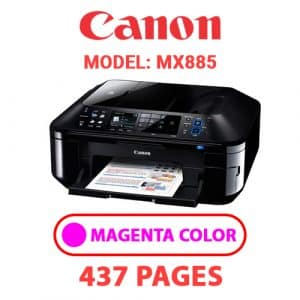 MX885 3 - Canon Printer