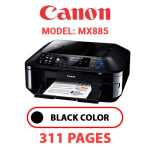 MX885 - Canon Printer