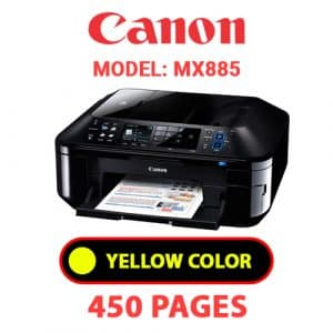 MX885 4 - Canon Printer