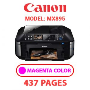 MX895 3 - Canon Printer