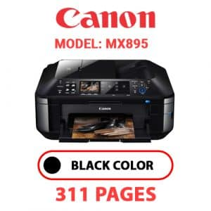 MX895 - Canon Printer