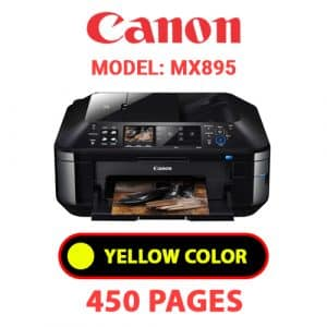 MX895 4 - Canon Printer