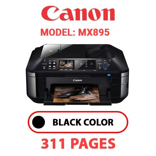MX895 - CANON MX895 PRINTER - BLACK INK