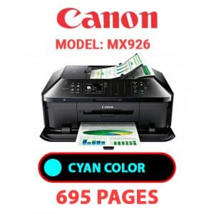 MX926 2 - Canon Printer