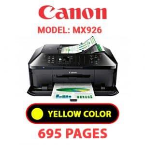 MX926 5 - Canon Printer