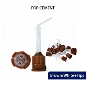 Mixing Tips BrownWhitetips - Dhamaka February Offer