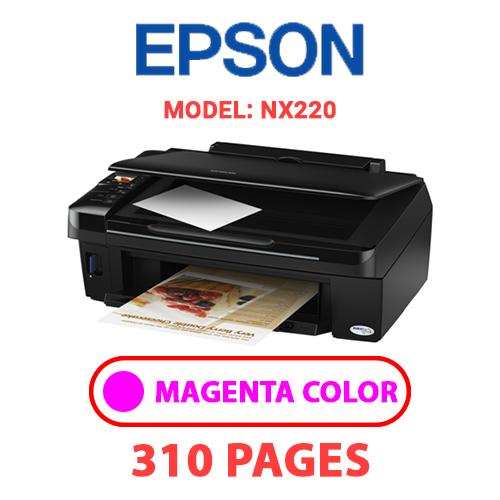 NX220 2 - EPSON NX220 - MAGENTA INK