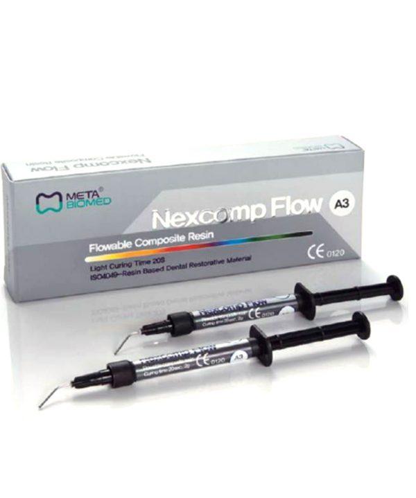 Nexcomp Flow - Nexcomp Flowable Composite Resin