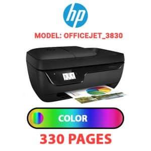 OfficeJet 3830 1 - HP Printer
