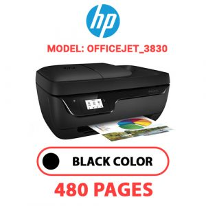 OfficeJet 3830 - HP Printer
