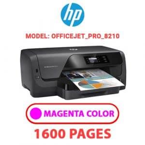 OfficeJet Pro 8210 2 - HP Printer