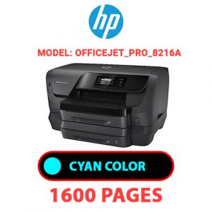 OfficeJet Pro 8216a 1 - HP Printer