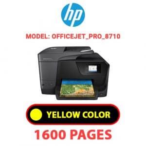 OfficeJet Pro 8710 3 - HP Printer