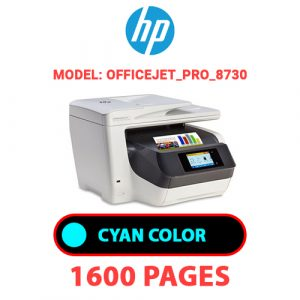 OfficeJet Pro 8730 1 - HP Printer