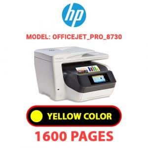 OfficeJet Pro 8730 3 - HP Printer