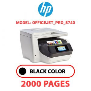OfficeJet Pro 8740 - HP Printer